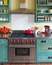 36+ Stunning Design Vintage Kitchens Ideas Remodel (15)