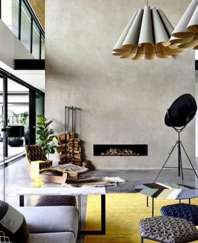 43+ Comfy Apartment Living Room Designs Ideas Trends 2018 (10)