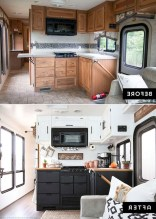 45+ Marvelous Rural Modern RV Tour Remodel Ideas (1)