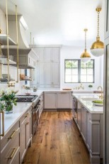 50+ Amazing Modern Farmhouse Kitchen Cabinets Decor Ideas 02