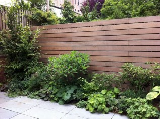 63+ Inspiring DIY Front Yard Privacy Fence Remodel Ideas (18)