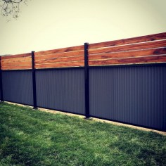 63+ Inspiring DIY Front Yard Privacy Fence Remodel Ideas (50)