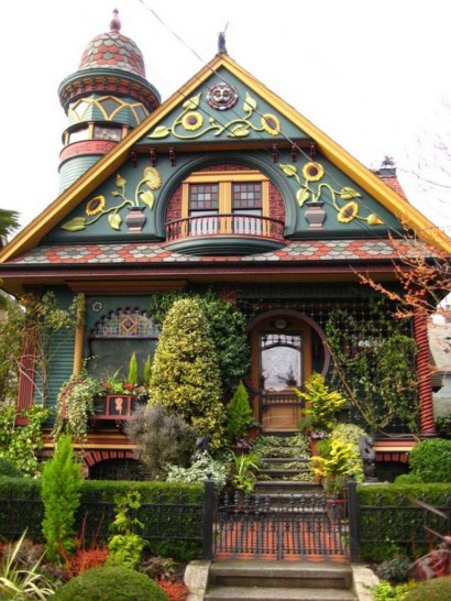 Unique And Best 10+ Real Fairytale Cottage Design Ideas 04