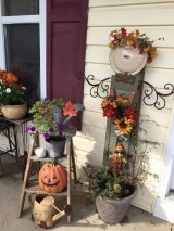 27+ Smart DIY Signs to Make This Fall Decoration For Garden (4)