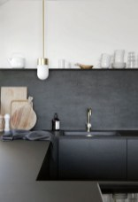 27+ Top Ideas To Make Your Wall More Beautiful With Concrete Skim Coat Wall (1)
