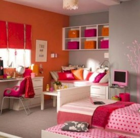 30+ Awesome Decorating Tips to Style Perfect Bedroom for Teen (21)