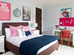 30+ Awesome Decorating Tips to Style Perfect Bedroom for Teen (24)