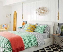 30+ Awesome Decorating Tips to Style Perfect Bedroom for Teen (26)
