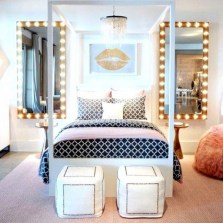 30+ Awesome Decorating Tips to Style Perfect Bedroom for Teen (31)