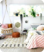 30+ Stunning Bohemian Bedroom Decor For Small Space (2)