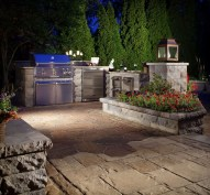 45+ Awesome Cooking With Amazing Outdoor Kitchen Ideas (11)