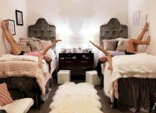 48+ Beautiful and Comfy College Apartment Ideas on A Budget (41)
