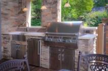 48+ Marvelous Outdoor Kitchen Ideas (20)