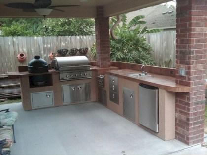 48+ Marvelous Outdoor Kitchen Ideas (6)