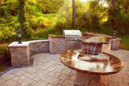48+ Marvelous Outdoor Kitchen Ideas (8)