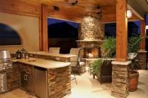 48+ Marvelous Outdoor Kitchen Ideas (9)