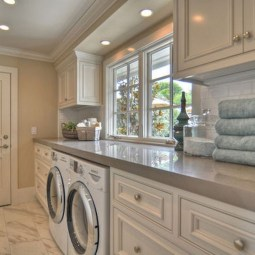 55+ Inspiring Simple and Awesome Laundry Room Ideas (20)