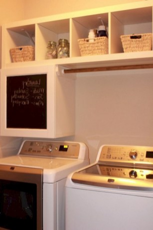 55+ Inspiring Simple and Awesome Laundry Room Ideas (26)