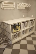 55+ Inspiring Simple and Awesome Laundry Room Ideas (42)