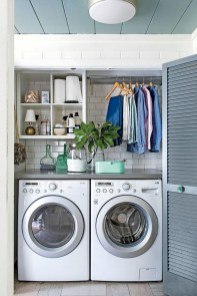 55+ Inspiring Simple and Awesome Laundry Room Ideas (44)