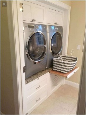55+ Inspiring Simple and Awesome Laundry Room Ideas (6)
