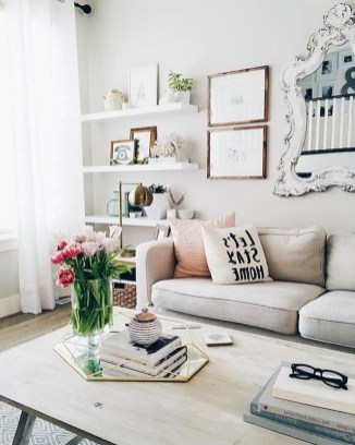 78+ Cool First Apartment Decorating Ideas on A Budget (24)