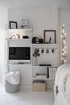 78+ Cool First Apartment Decorating Ideas on A Budget (31)