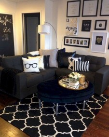 78+ Cool First Apartment Decorating Ideas on A Budget (59)
