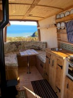 82+ Inspiring RV Camper Van Interior Design and Organization Ideas (29)
