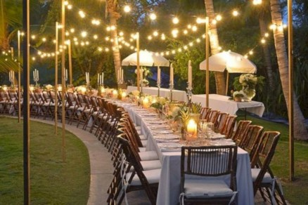 28+ Awesome Party Alcove Party Lights Tips for Outdoor Decor Ideas (8)