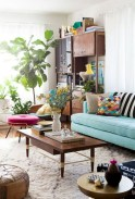 30+ Creative Tips For A Perfect Coffee Table Styling To Living Room (1)