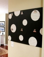 40+ Brilliant Ways To Organize Your Home With Pegboards (2)