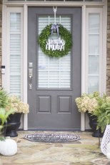 46+ Beauty Chic and Simple Entrance Ideas for Your House (47)