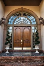 46+ Beauty Chic and Simple Entrance Ideas for Your House (5)