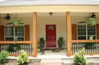 29+ BEAUTIFUL FRONT PORCH DECORATING IDEAS 17