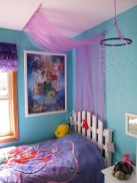 36+ Sweet Mermaid Themes Bedroom Ideas For Your Children (25)