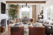 43+ The Top Family Living Room Decoration Ideas (30)