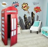 44+ Cool Superhero Theme Ideas For Boy's Bedroom (23)