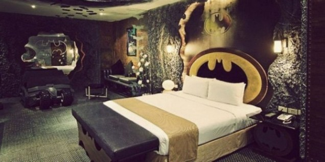 44+ Cool Superhero Theme Ideas For Boy's Bedroom (3)