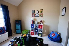 44+ Cool Superhero Theme Ideas For Boy's Bedroom (32)
