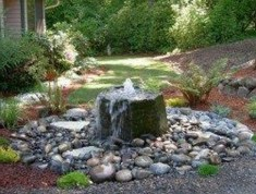 46+ Beauty Outdoor Water Fountains Ideas Best For Garden Landscaping (27)