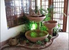 46+ Beauty Outdoor Water Fountains Ideas Best For Garden Landscaping (28)