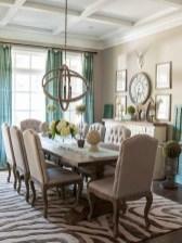 75+ Stuning Farmhouse Dining Room Decor Ideas 02