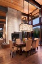 75+ Stuning Farmhouse Dining Room Decor Ideas 03