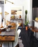 75+ Stuning Farmhouse Dining Room Decor Ideas 75