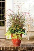 88+ Amazing Fall Container Gardening Ideas (21)