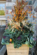 88+ Amazing Fall Container Gardening Ideas (4)
