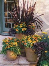 88+ Amazing Fall Container Gardening Ideas (83)