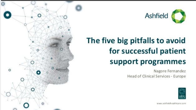 The five big pitfalls to avoid for successful patient support programmes