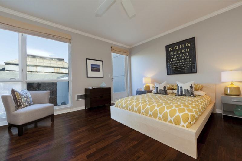 Dark Hardwood Floors In Bedroom Novocom Top